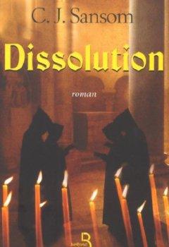 Livres Couvertures de Dissolution