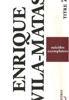 Livres Couvertures de Suicides exemplaires
