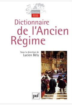 Livres Couvertures de Dictionnaire de l'Ancien Régime