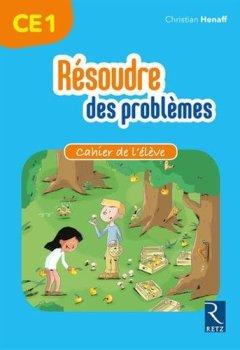 Livres Couvertures de Résoudre des problèmes - Cahier de l'élève CE1