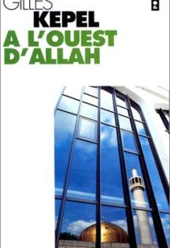 Livres Couvertures de A l'ouest d'Allah