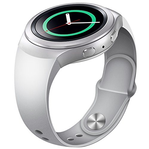 Gear-S2-Bands-Henoda-Soft-Silicone-Replacement-Watch-Band-for-Samsung-Gear-S2-Smart-Watch-Silver-Not-Fit-Gear-S2-Classic-SM-7320-version