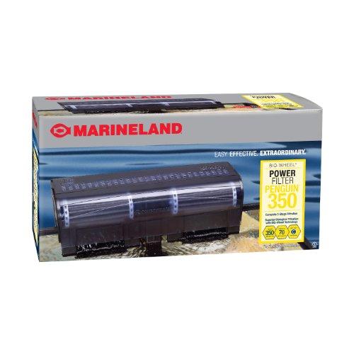 Marineland Penguin Power Filter, 50 to 70 Gallon, 350 GPH Animals Pet