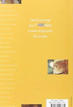 Livres Couvertures de L'ABCdaire de l'Impressionnisme
