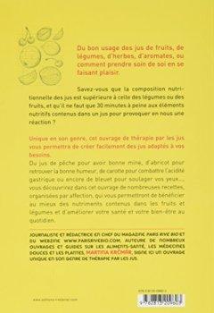 Livres Couvertures de Le guide des jus de santé : A chaque affection son jus !