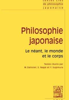 Livres Couvertures de Textes clés de philosophie japonaise