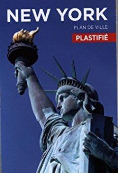 Livres Couvertures de Plan New York Plastifié Michelin