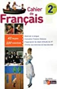 Cahier de français 2de