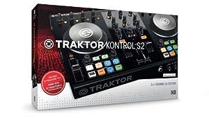 【国内正規輸入品】NATIVE INSTRUMENTS TRAKTOR KONTROL S2 MK2