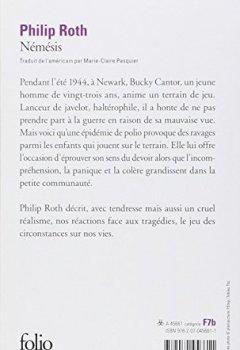 Livres Couvertures de Némésis:courts romans:Némésis