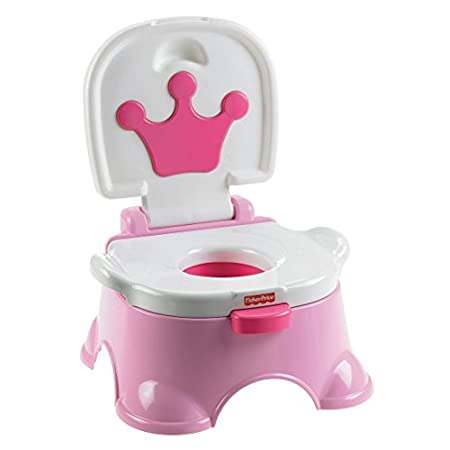 Now your little majesty can enjoy a throne of their own! You'll love training your little prince or princess with the Royal Potty because it has a reward system built right in, and plays different tunes - a musical reward for your child's potty progr...