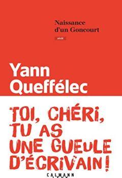 Livres Couvertures de Naissance d'un Goncourt