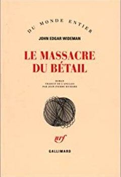 Livres Couvertures de Le massacre du betail