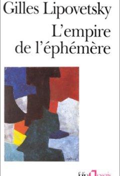 Livres Couvertures de L'Empire de l'éphémère