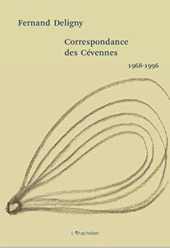 Livres Couvertures de Correspondance des Cévennes, 1968-1996