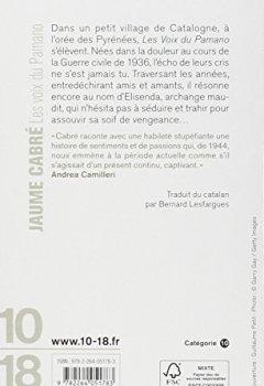 Livres Couvertures de Les voix du Pamano