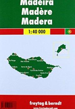 Livres Couvertures de Carte routière : Madeira