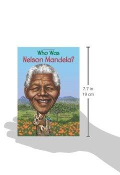 Livres Couvertures de Who Was Nelson Mandela?