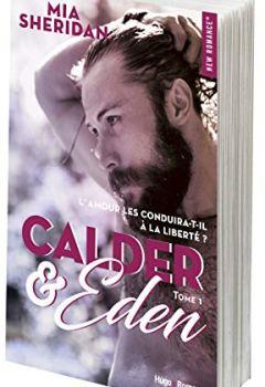 Livres Couvertures de Calder and Eden - tome 1