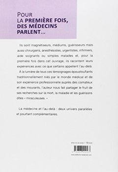 Livres Couvertures de La médecine face à l'au-delà