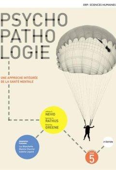 Livres Couvertures de Psychopathologie 2e édition + MonLab : Une approche intégrée de la santé mentale