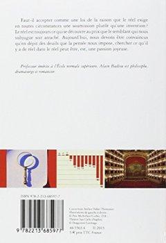 Livres Couvertures de A la recherche du réel perdu