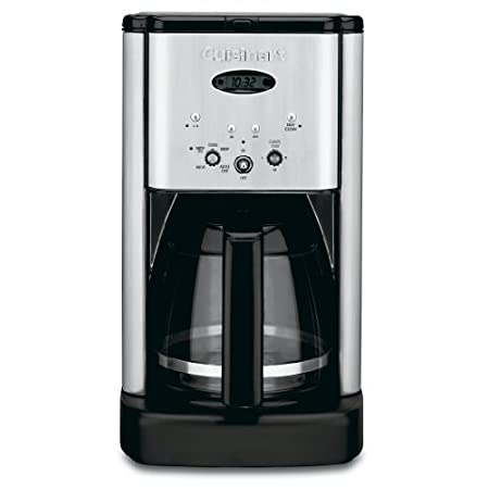 The Cuisinart DCC-1200 Brew Central Coffeemaker   Enjoy Great Coffee with the DCC-1200  Cuisinart introduces a coffeemaker with retro styling and the latest in high tech features, making it the centerpiece of any kitchen. The Cuisinart Brew Central ...