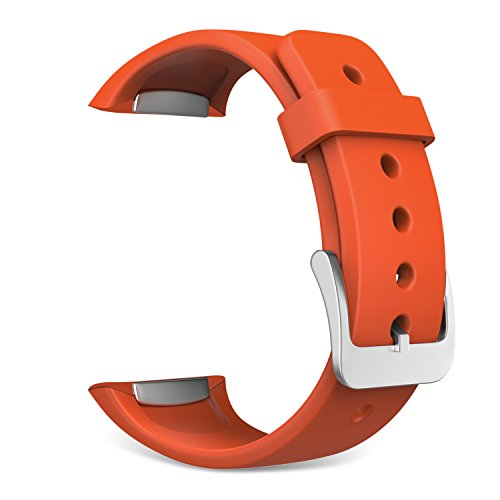 Gear-S2-Watch-Band-MoKo-Soft-Silicone-Replacement-Sport-Band-for-Samsung-Galaxy-Gear-S2-SM-R720-SM-R730-Smart-Watch-ORANGE-Not-Fit-Gear-S2-Classic-SM-R732