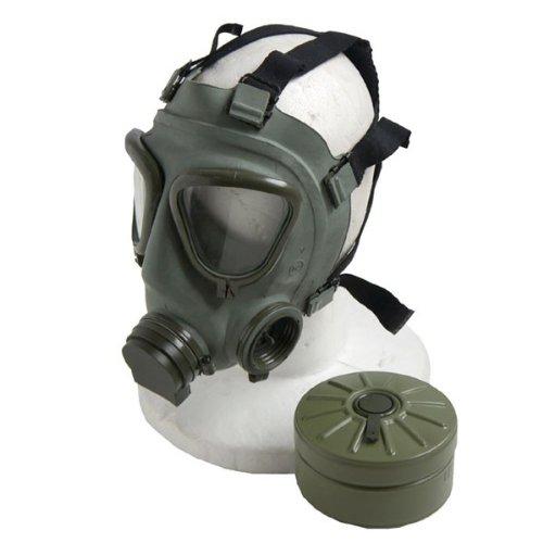 実物 新品 セルビア軍 M2 ガスマスク