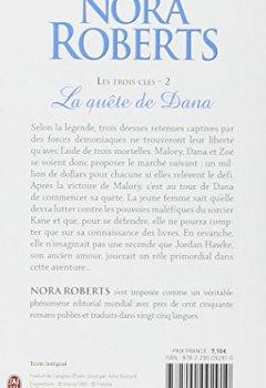 Livres Couvertures de Les trois clés, Tome 2 : La quête de Dana