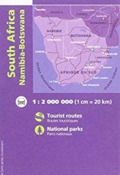Livres Couvertures de 85120 AFRIQUE DU SUD/SWAZILAND/LESOTHO  1/2M