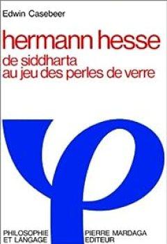 Livres Couvertures de Hermann Hesse, de Siddharta au Jeu des perles de verre