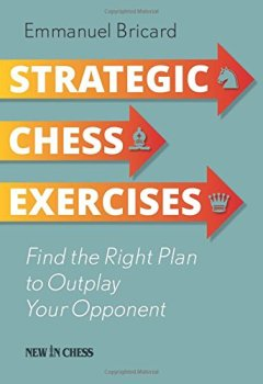 Livres Couvertures de Strategic Chess Exercises: Find the Right Way to Outplay Your Opponent