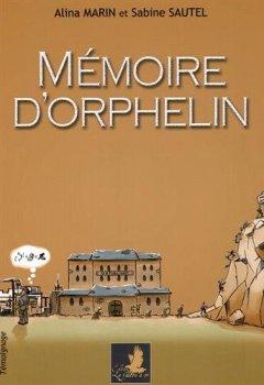 Livres Couvertures de mémoire d'orphelin