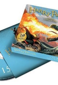 Abdeckungen Harry Potter and the Goblet of Fire (Harry Potter 4)