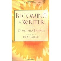 Cover image for Dorothea Brande's On Becoming a Writer