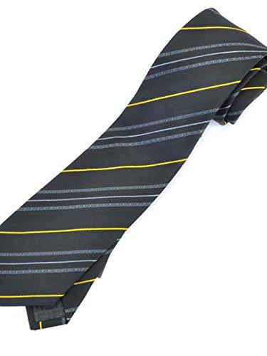(フェンディ) FENDI ネクタイ ブラック 並行輸入品