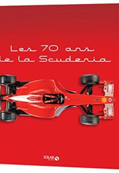 Livres Couvertures de Ferrari - Les 70 ans de La Scuderia