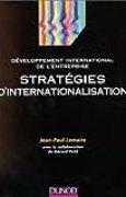 Développement international de l'entreprise : Stratégies d'internationalisation
