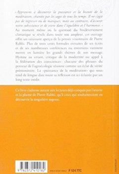 Livres Couvertures de La puissance de la modération : Fragments