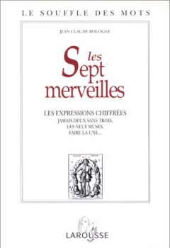Livres Couvertures de Les sept merveilles
