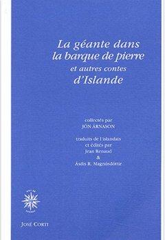 Livres Couvertures de La Géante dans la barque de pierre et autres contes d'Islande