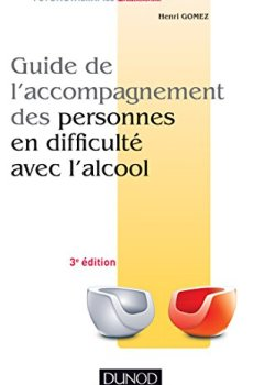 Livres Couvertures de Guide de l'accompagnement des personnes en difficulté avec l'alcool - 2ème édition