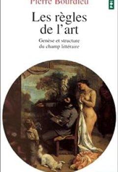 Livres Couvertures de Les règles de l'art