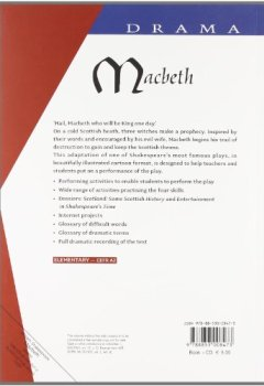 Livres Couvertures de Macbeth Drama+cd