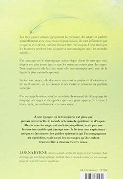 Livres Couvertures de Ma vie avec les anges : Un témoignage authentique qui nous ouvre les portes des mondes subtils...