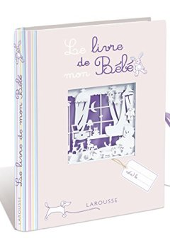 Livres Couvertures de Le livre de mon bébé