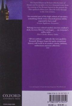 Livres Couvertures de The Oxford History of Britain
