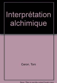 Livres Couvertures de Interprétation alchimique