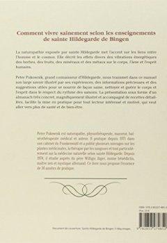 Livres Couvertures de En bonne santé toute l'année avec sainte Hildegarde de Bingen : Almanach des saisons, recettes, coutumes, modes de vie, plantes médicinales, remèdes naturels
